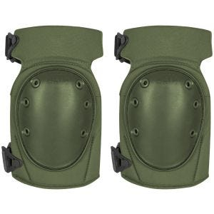 Alta Industries ginocchiere AltaCONTOUR LC AltaLOK in Olive Green
