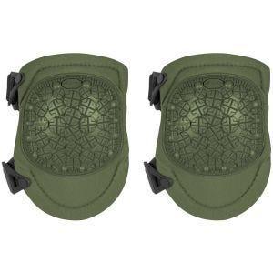 Alta Industries ginocchiere AltaFLEX 360 con guscio Vibram AltaLOK in Olive Green