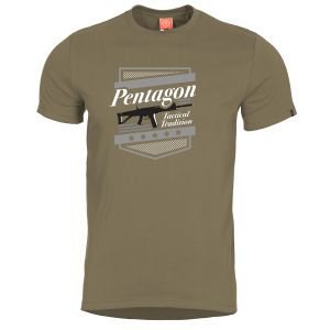 Pentagon T-shirt Ageron A.C.R. in Coyote