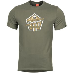 Pentagon T-shirt Ageron Victorious in oliva