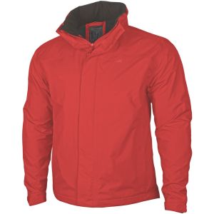 Pentagon giacca antipioggia Atlantic Plus in rosso