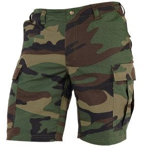 Pentagon pantaloni corti BDU 2.0 in Woodland