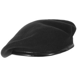 Pentagon basco in nero