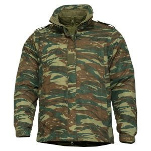 Pentagon Parka Gen V 2.0 in Greek Lizard