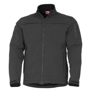 Pentagon giacca da operazione sotto copertura Kryvo in softshell nero