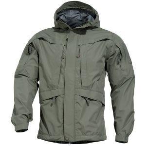 Pentagon giacca da pioggia Monsoon 2.0 in Grindle Green