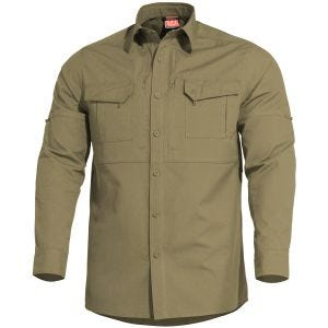 Pentagon camicia tattica Plato in Coyote