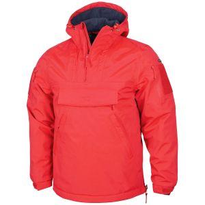 Pentagon giacca a vento UTA in rosso