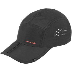 Pentagon cappellino da baseball Zakros Range in nero