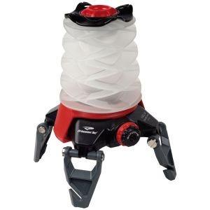 Princeton Tec lanterna ellittica Basecamp in nero/rosso