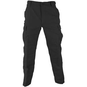 Propper pantaloni Uniform BDU in policotone ripstop in nero