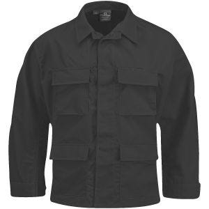Propper giacca BDU in policotone Ripstop in nero