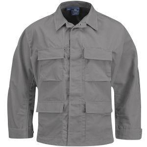 Propper giacca BDU in policotone Ripstop in grigio