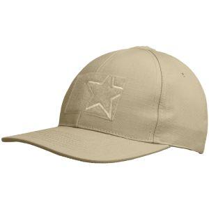 Propper cappellino da baseball a 6 pannelli in Khaki