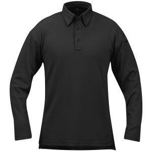 Propper maglietta I.C.E. Polo Performance a manica lunga uomo in nero