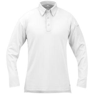 Propper maglietta I.C.E. Polo Performance a manica lunga uomo in bianco
