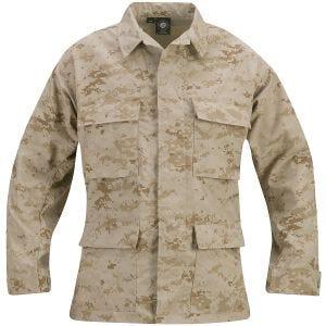 Propper giacca BDU Uniform in policotone Ripstop in Digital Desert