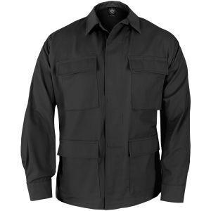 Propper giacca BDU Uniform in policotone Ripstop in nero