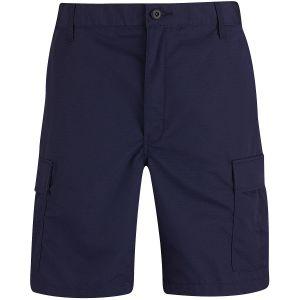 Propper pantaloni corti BDU in policotone Ripstop in Dark Navy