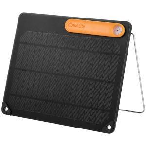 BioLite SolarPanel 5 in nero