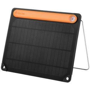 BioLite SolarPanel 5 Plus Black