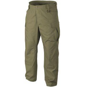 Helikon pantaloni SFU NEXT in policotone ripstop in Adaptive Green