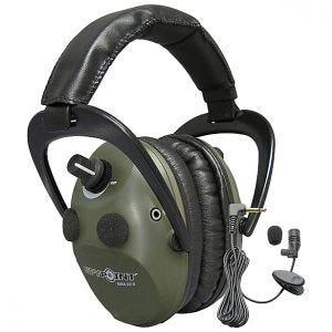 SpyPoint paraorecchie elettronico EEM4-25 in verde