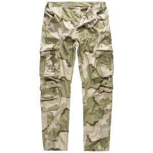 Surplus pantaloni Airborne Slimmy 3-Colour Desert