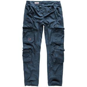 Surplus pantaloni Airborne Slimmy Navy