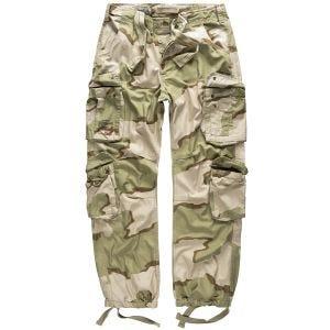 Surplus pantaloni vintage Airborne in 3-Colour Desert