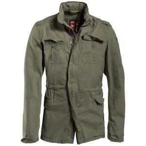 Surplus giacca Delta Britannia in verde oliva