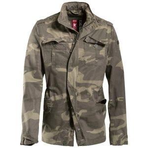 Surplus giacca Delta Britannia in Woodland