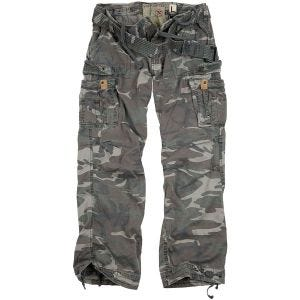 Surplus pantaloni vintage Premium in Woodland
