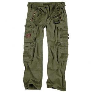 Surplus pantaloni Royal Traveler in Royal Green