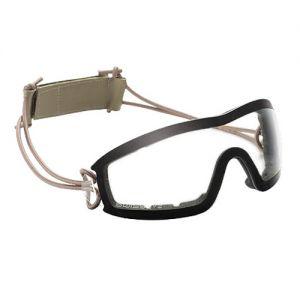 Swiss Eye occhiali protettivi Infantry con lenti trasparenti