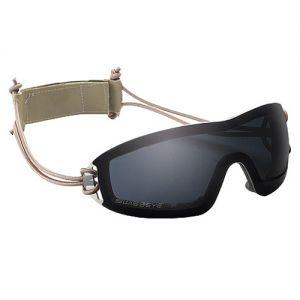 Swiss Eye occhiali protettivi Infantry con lenti fumo