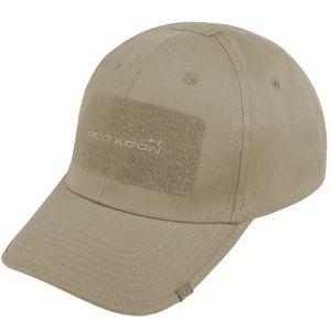 Pentagon cappellino da baseball Tactical 2.0 in Twill Cachi