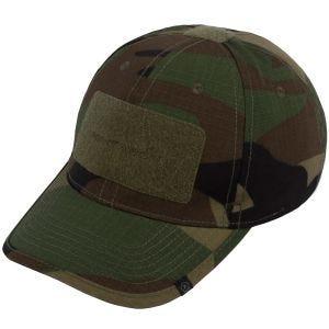 Pentagon cappellino da baseball Tactical 2.0 Rip-Stop in Woodland