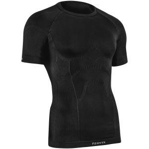 Tervel maglia a maniche corte Comfortline in nero