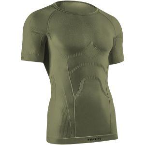 Tervel maglia a maniche corte Comfortline in Military