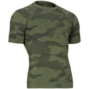 Tervel maglia tattica a maniche corte Optiline Light in Military / grigio