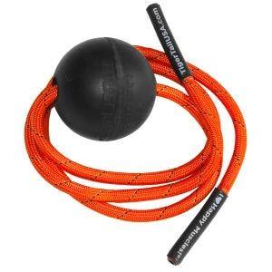 Tiger Tail fune con sfera per massaggio Ball Massage On The Rope