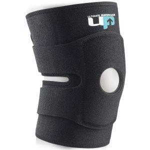 Ultimate Performance supporto per ginocchio Ultimate con strappi in nero