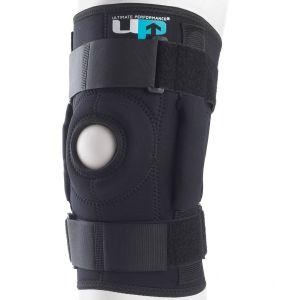 Ultimate Performance fascia per ginocchio incardinata
