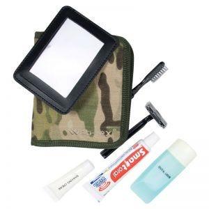 Web-Tex kit igiene personale in MultiCam