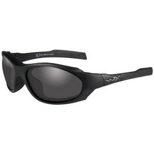 Wiley X occhiali XL-1 Advanced COMM - lenti fumé grigie + lenti trasparenti + lenti ruggine chiaro e struttura in nero opaco