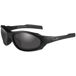 Wiley X occhiali XL-1 Advanced COMM - lenti fumé grigie + lenti trasparenti e struttura in nero opaco