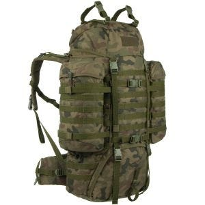 Wisport zaino Raccoon 85L in Woodland polacco