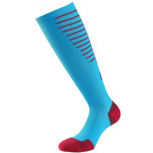 1000 Mile Ultimate Compression Sock Kingfisher Blue