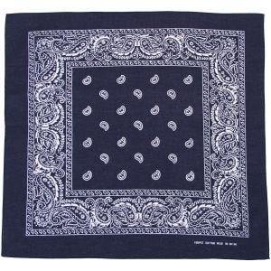 MFH bandana in cotone Navy